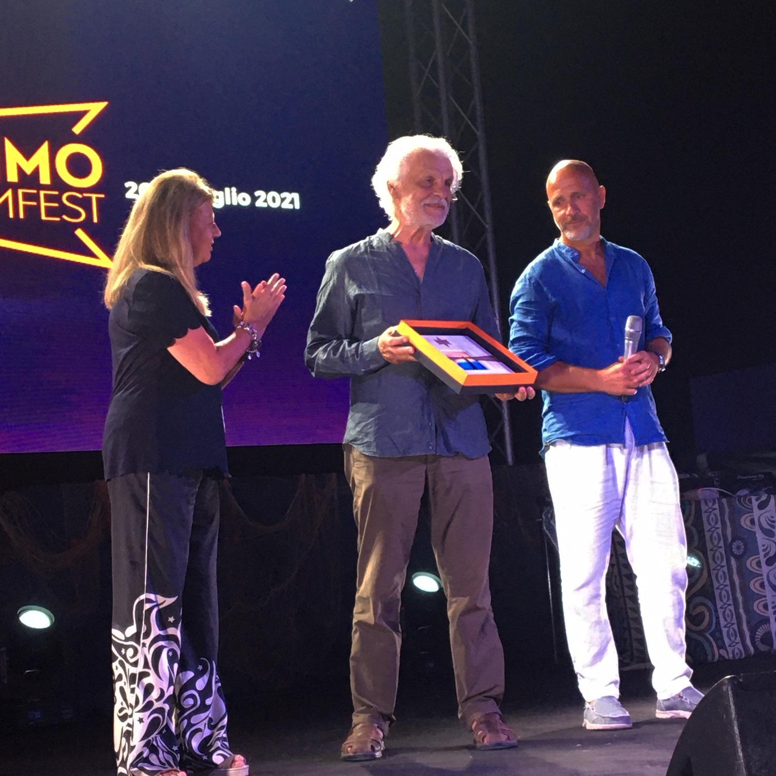 A Michele Placido il premio alla carriera
